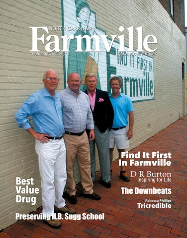 Farmville Magazine Fall 2018