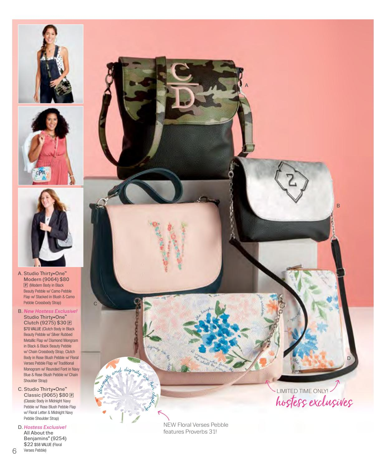 Thirty-One Gifts Winter Guide 2018/2019