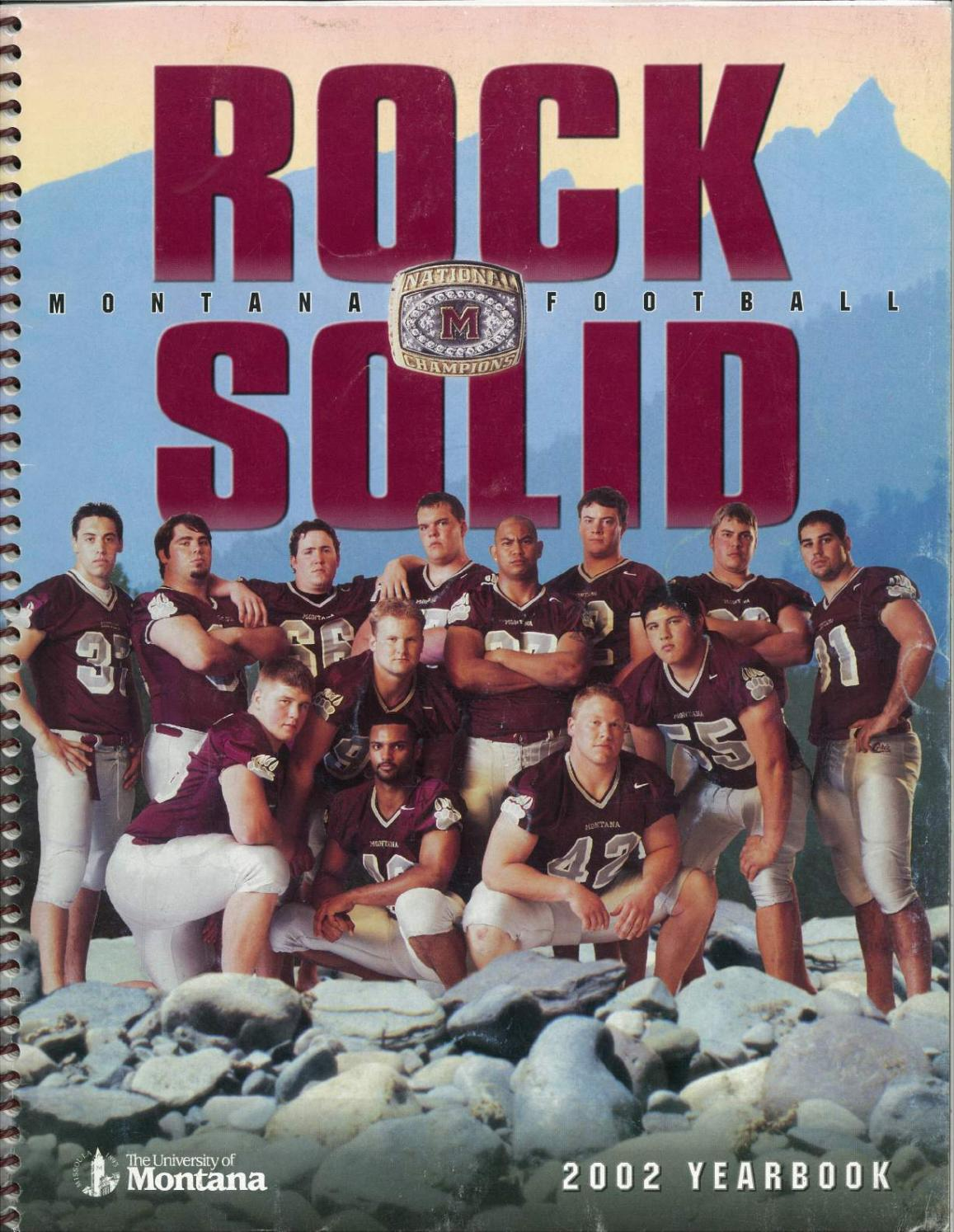 d9a88aca3f3 2002 Football Media Guide by University of Montana Athletics - issuu