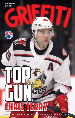 2018-19 Griffiti - Issue  2 by Grand Rapids Griffins - issuu 5dcfe33b1