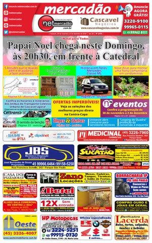 bdafd0f27 Jornal Mercadão Online Grátis - 30 de novembro a 6 de dezembro de ...