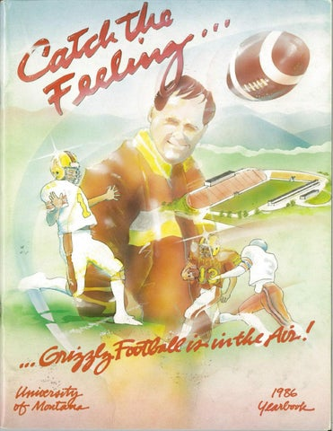1986 Football Media Guide By University Of Montana Athletics Issuu