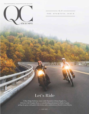 a4e58ff9ea QC Exclusive No. 53 - 2018 - Issue 8 - The Sporting Issue by QC ...