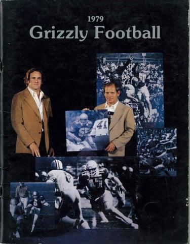 1979 Football Media Guide By University Of Montana Athletics Issuu