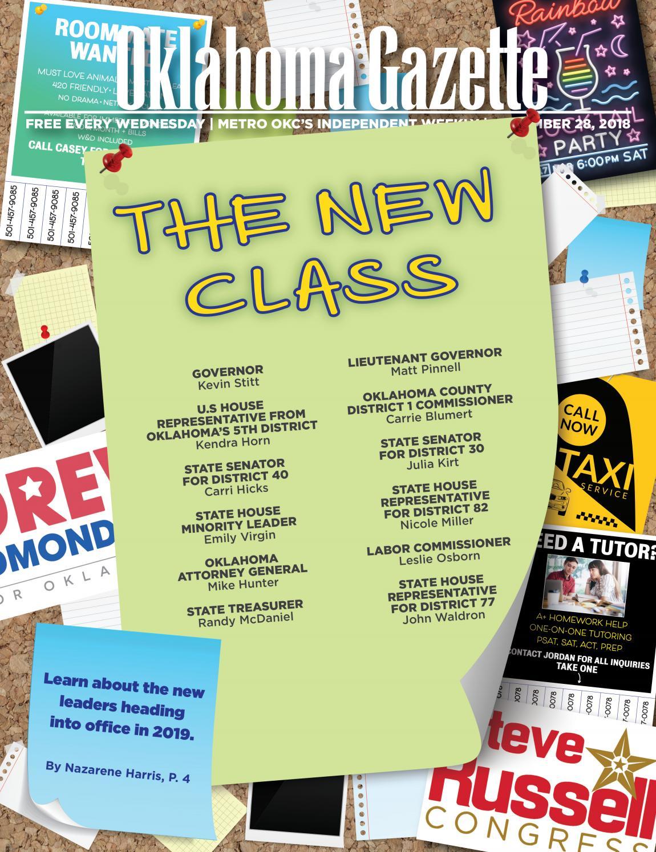 716a8b40be The new class by Oklahoma Gazette - issuu