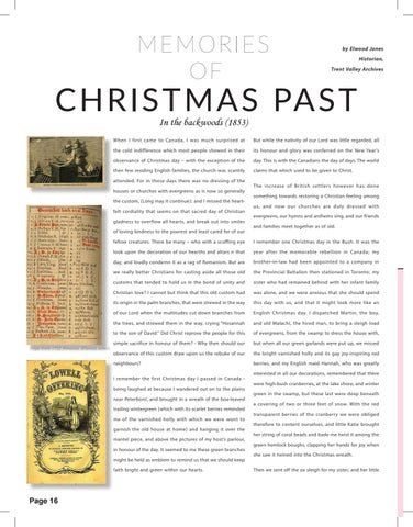 Page 16 of Christmas Past by Elwood Jones