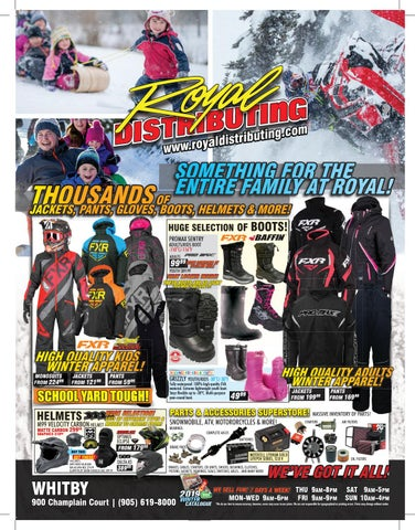 Page 27 of Snowmobiling in the Kawarthas by Nadene Nicholas