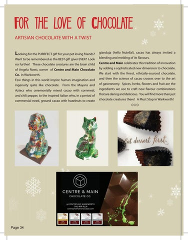 Page 34 of For the Love of Chocolate