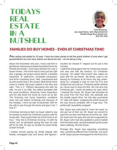 Page 42 of Today's Real Estate by Jay Lough Hayes