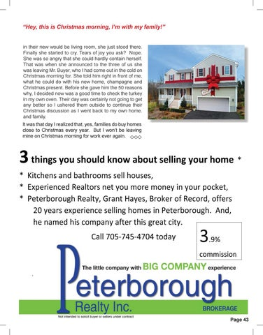 Page 43 of Today's Real Estate by Jay Lough Hayes