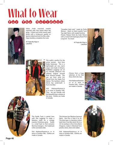 Page 46 of What to Wear this Holiday season