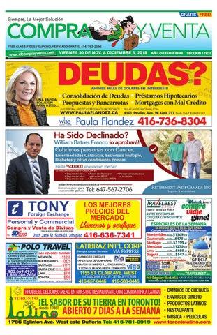 d011f676c77 Compra y Venta Edicion  48. 2018 by elcomprayventa - issuu