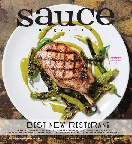 40d109e9931 Sauce Magazine // December 2018 by Sauce Magazine - issuu