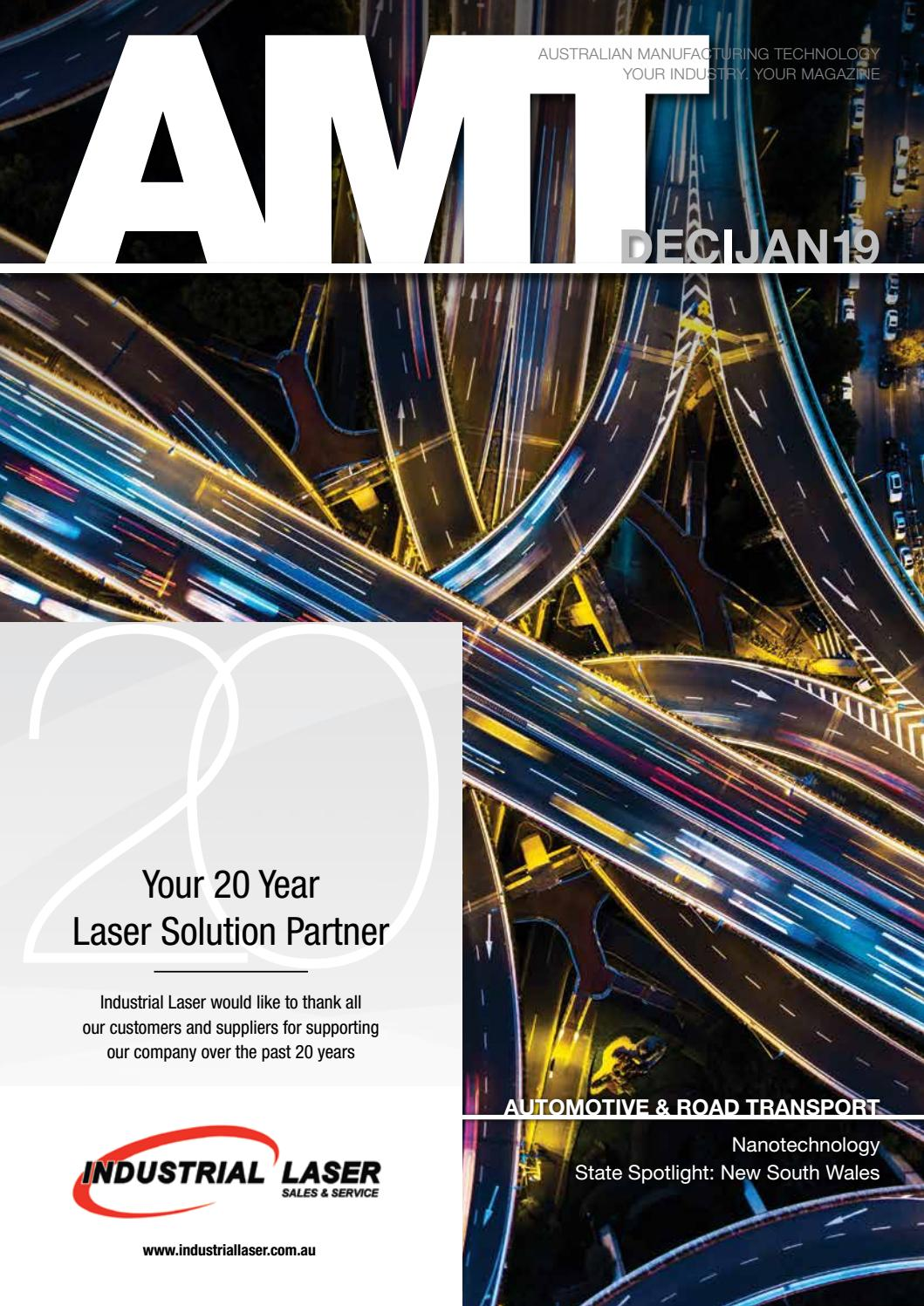AMT DEC/JAN19 by AMTIL - issuu