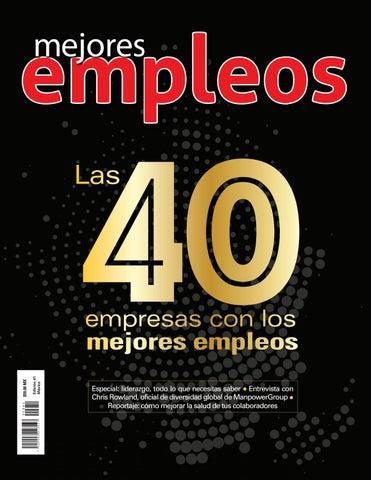 Revista Mejores Empleos 41 by Mejores Empleos - issuu 030016ff5a4e8