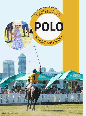 Page 58 of Pacific Fair Magic Millions Polo