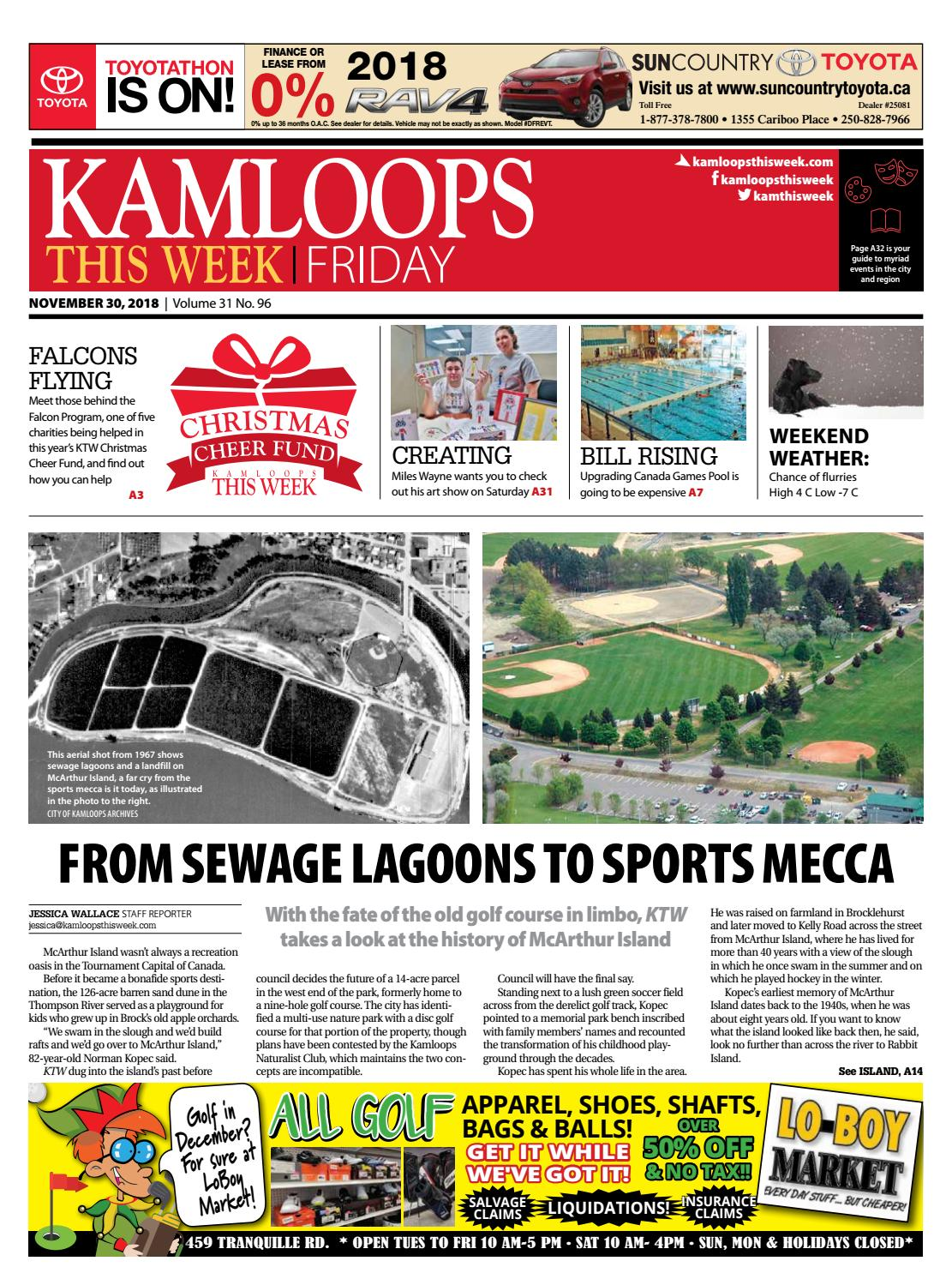 Kamloops This Week November 30 2018 By Kamloopsthisweek Issuu