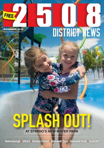 ee9a85f2d4c2 2508 DISTRICT NEWS  DECEMBER 2018 by 2508   2515 - issuu
