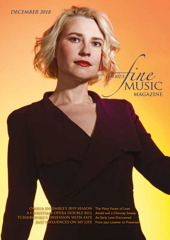 Fine Music Magazine December Issue by Editor - issuu