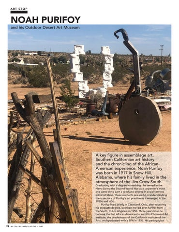 Page 24 of Noah Purifoy