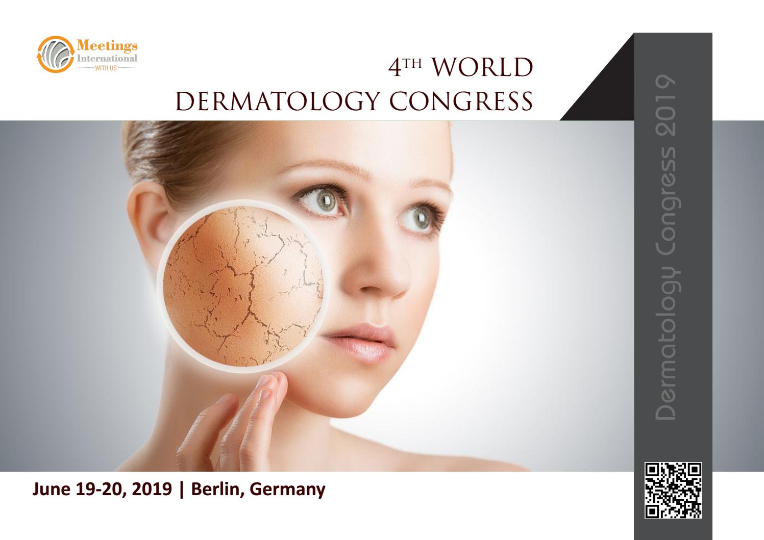 4th World Dermatology Congress 2019 by