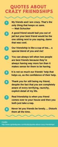 All Quotes About Friends And Friendship By Will Pastons Issuu