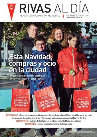 899f6bd5 Revista Rivas al Día Diciembre 2018 by Rivas al día / Rivas cultural ...