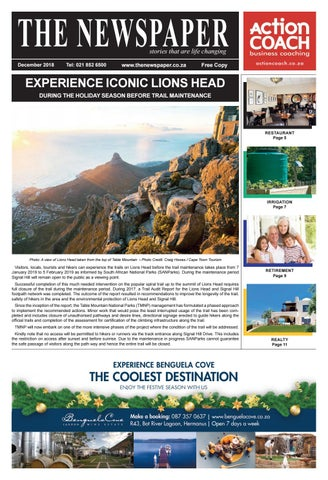 The Newspaper - December Edition 2018 by The Newspaper - issuu d38b2129637