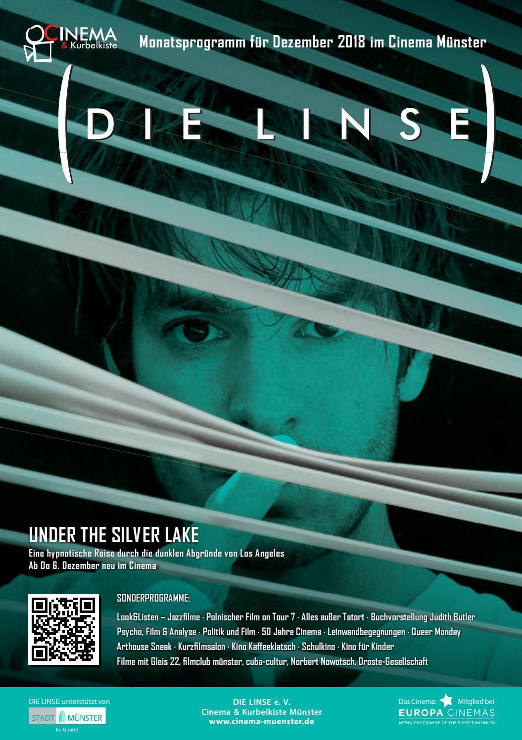 Die Linse Dezember 2018 By Cinema Filmtheater Issuu