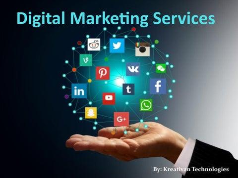 Best Digital Marketing Company by Kreativan Technologies - issuu