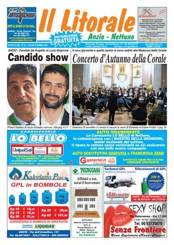 wholesale dealer e4873 ae23b IL LITORALE - Anno XVIII - N. 21 - 1 15 Dicembre 2018 by Il Pontino ...