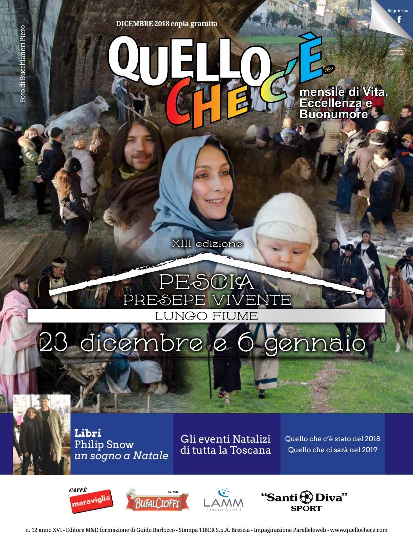 Quello che c è - Dicembre 2018 by quellochece.com - issuu fb2926746c6