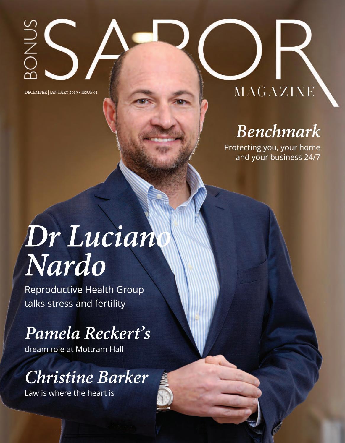 0cd60a0de Bonus Sapor Magazine Dec ~ Jan 2019 by Salutions - issuu