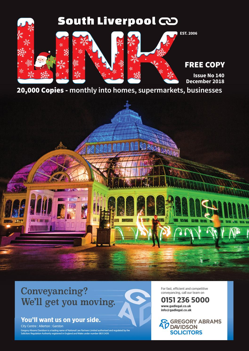 4b2c3917d South Liverpool December 2018 by Liverpool Link - issuu