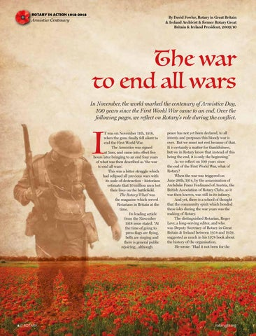Page 4 of The War to end all Wars