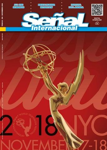SEÑAL INTERNACIONAL 156 by Señal Internacional - issuu