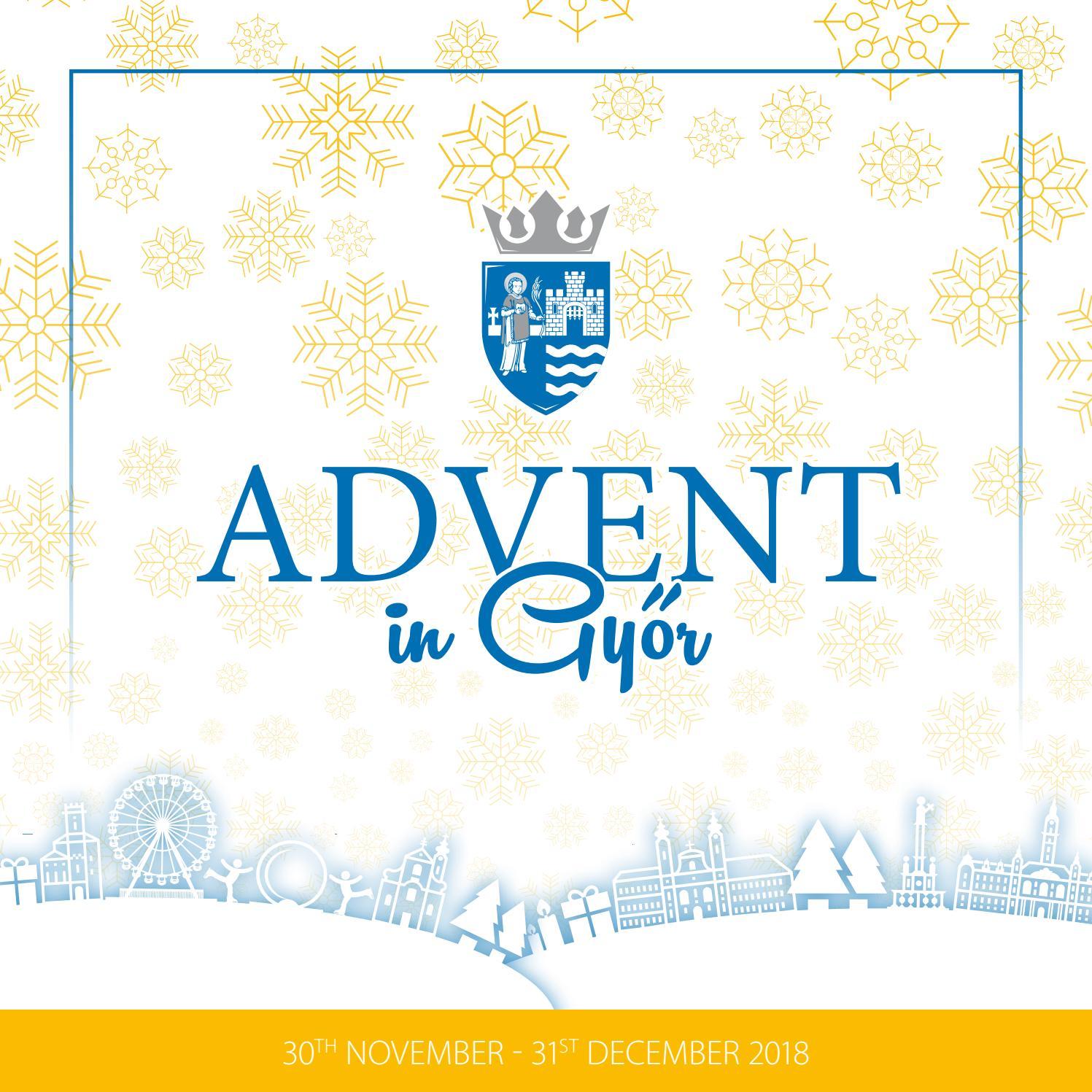 Advent In Gyor By Gyorvaros Issuu