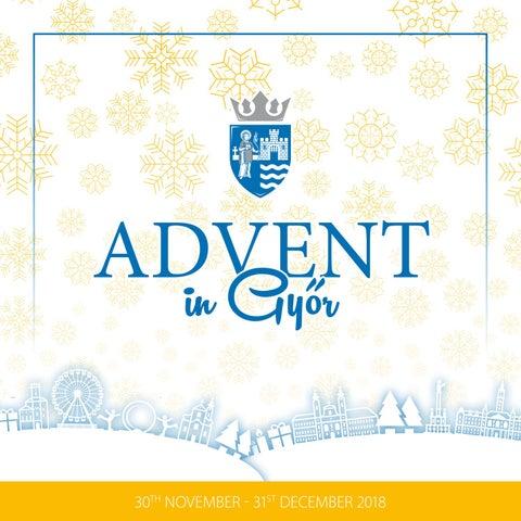 ffde529653a5 Advent in Győr by gyorvaros - issuu
