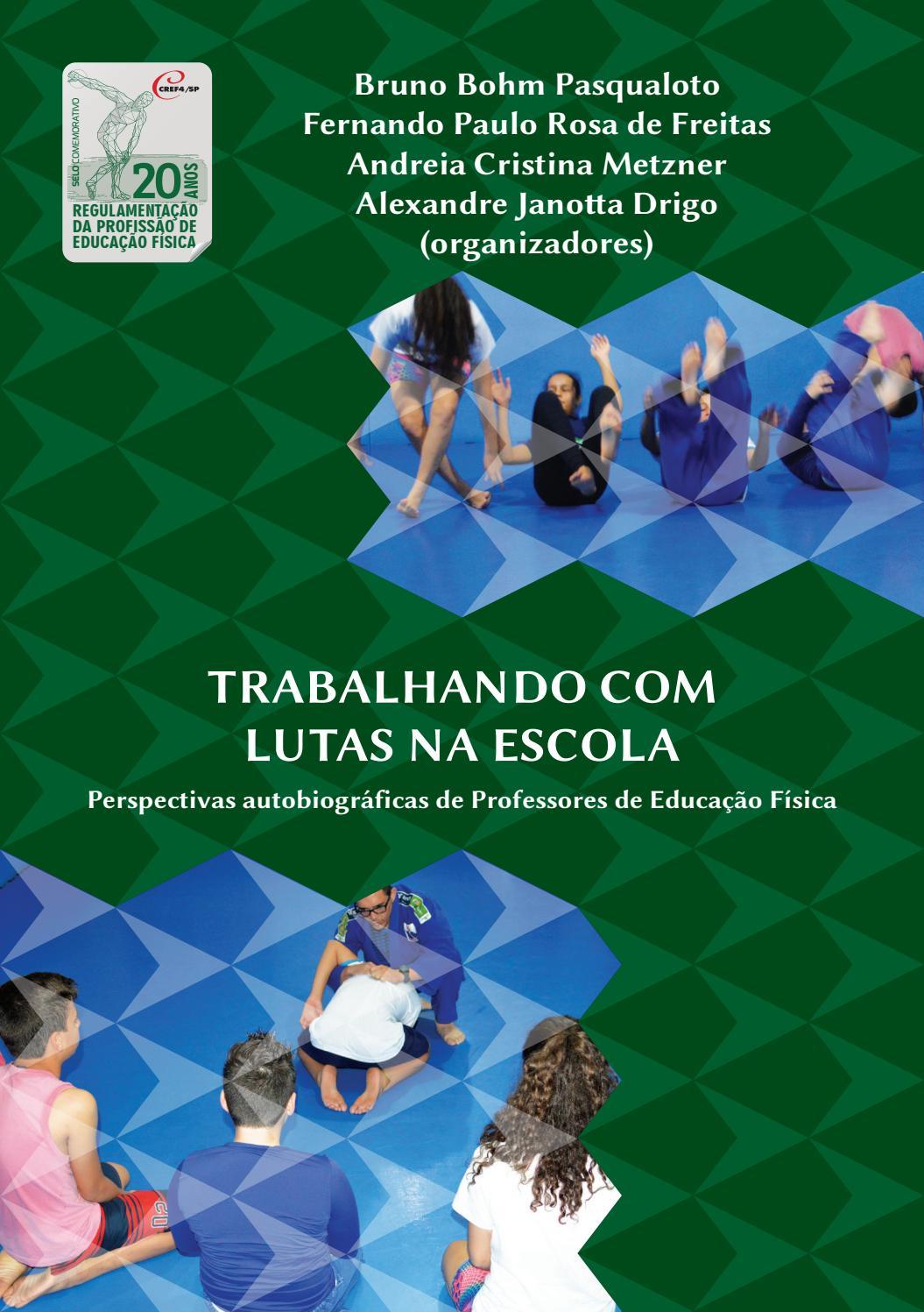 d81e31288f 9 Trabalhando com Lutas na Escola by CREF4 SP - Conselho Regional de  Educação Física da 4ª Região - issuu