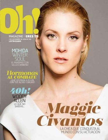 871578070 Oh Magazine 01-12-2018 by Listín Diario - issuu