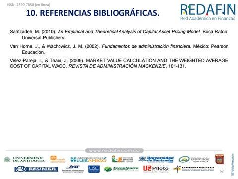 Page 62 of APLICACIÓN DE COBERTURAS FINANCIERAS PARA MITIGAR EL RIESGO CAMBIARIO EN EMPRESA IMPORTADORA DE RISARALDA