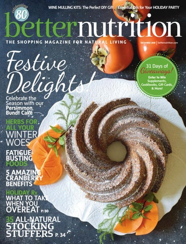 Better Nutrition Magazine December 2018 By Active Interest Media