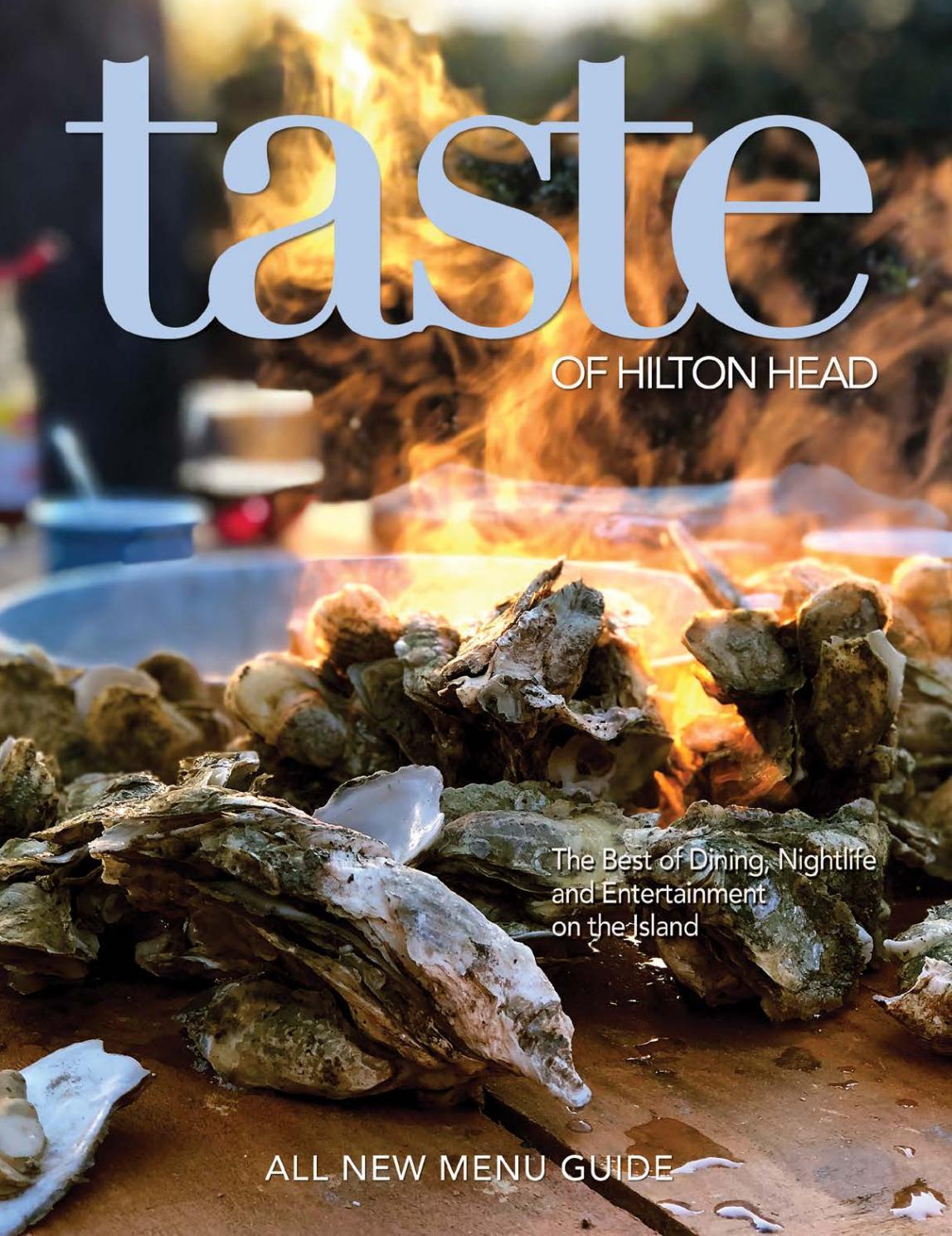 Taste of Hilton Head Winter 2018