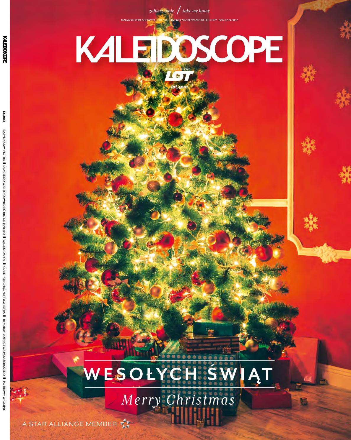 00fabcfd2d Kaleidoscope December 2018 by LOT Polish Airlines - issuu