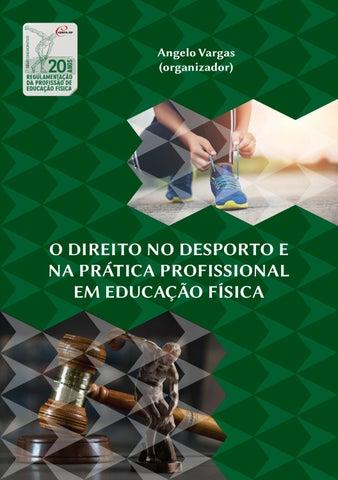 ca6061c5c7 14 O Direito no Desporto e na Prática Profissional em Educação ...