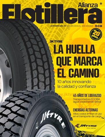 Alianza Flotillera Edición 247 Diciembre de 2018 by Alianza Editores ... aafdf903f53