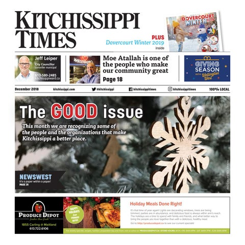 9b74d4a2ebb Kitchissippi Times - December 2018 by Great River Media inc. - issuu