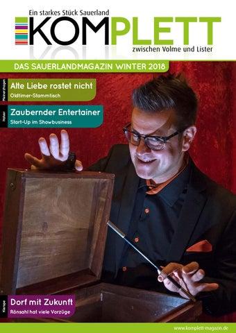 7705ce01788489 Komplett Das Sauerlandmagazin Zwischen Volme und Lister Winter 2018 ...