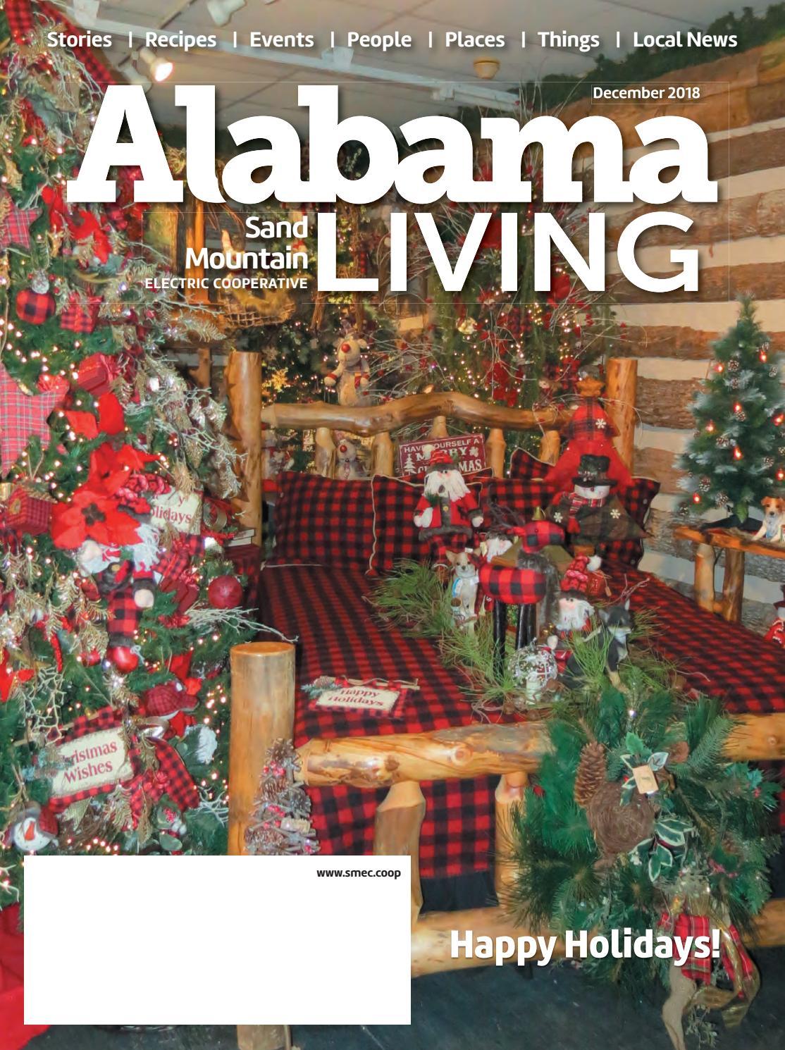 Sand Mountain December 2018 by Alabama Living - issuu