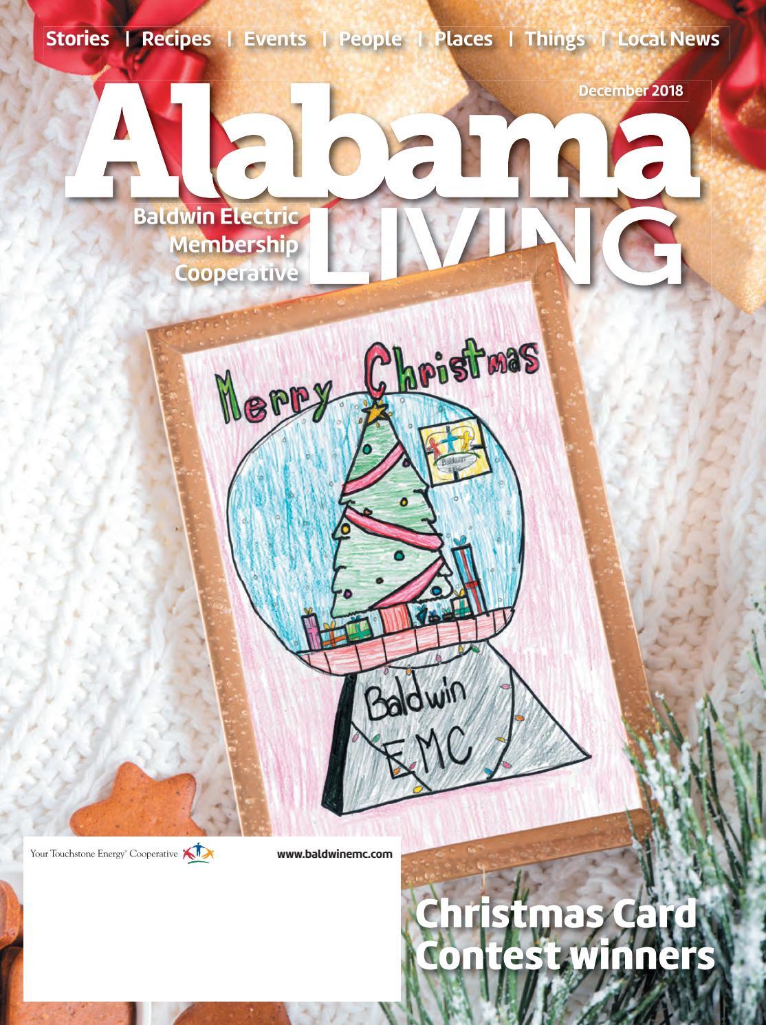Baldwin December 2018 by Alabama Living - issuu